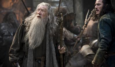 """""""Hobbit: Bitwa Pięciu Armii"""" coraz bliżej premiery"""