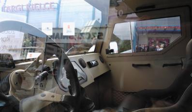 Lekki Samochód Ternowy LPT-01