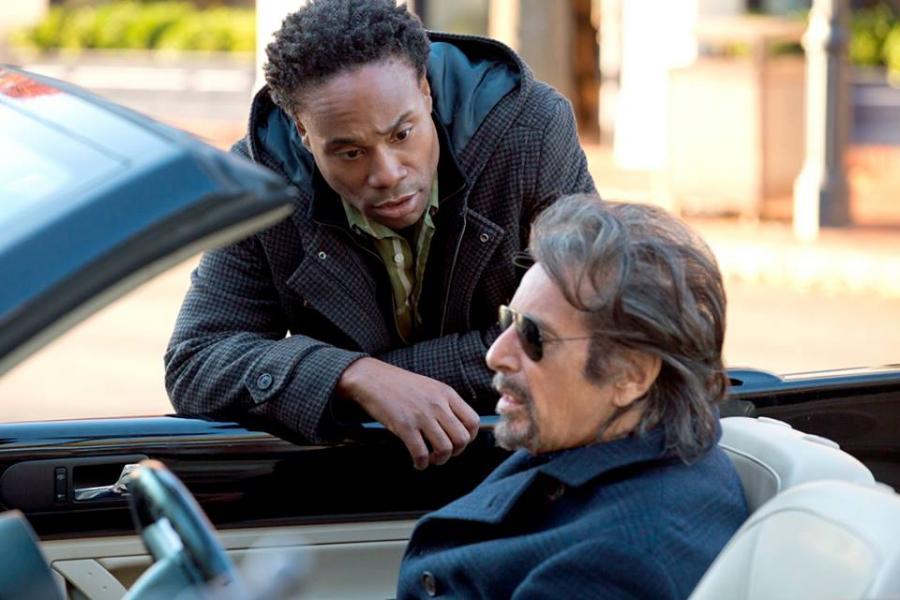 Wielki Pacino znów w filmie twórcy \