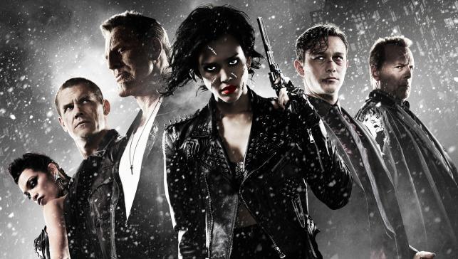 """""""Sin City: Damulka warta grzechu"""": budżet: 65 mln $, wpływy z biletów: 13,757,804 $"""