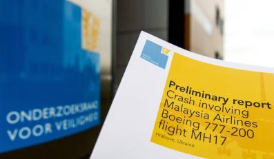 Holenderski raport w sprawie zestrzelenia boeinga