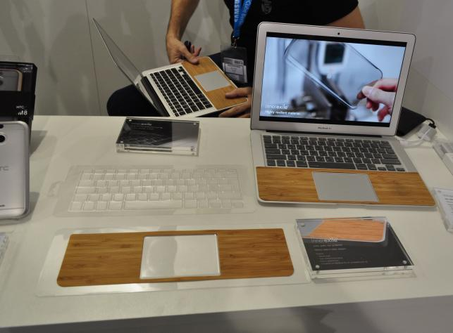 Drewniana nakładka na MacBooka