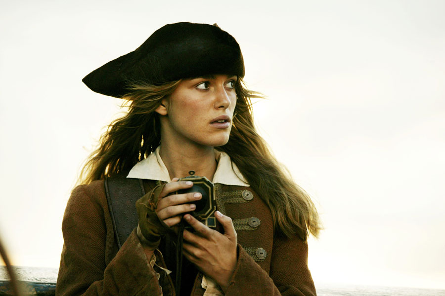Keira Knightley w filmie \