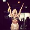 Lady GaGa w Atenach. Madonna może się od niej uczyć?