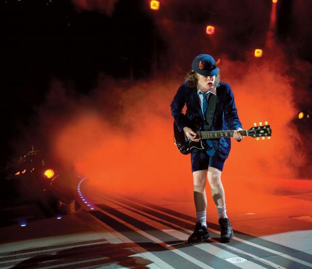 Phil Rudd wróci do grania z AC/DC?