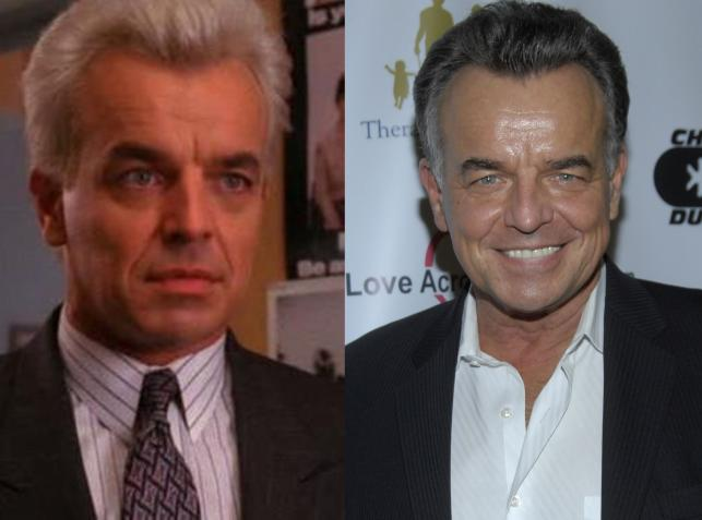 Ray Wise - Leland Palmer