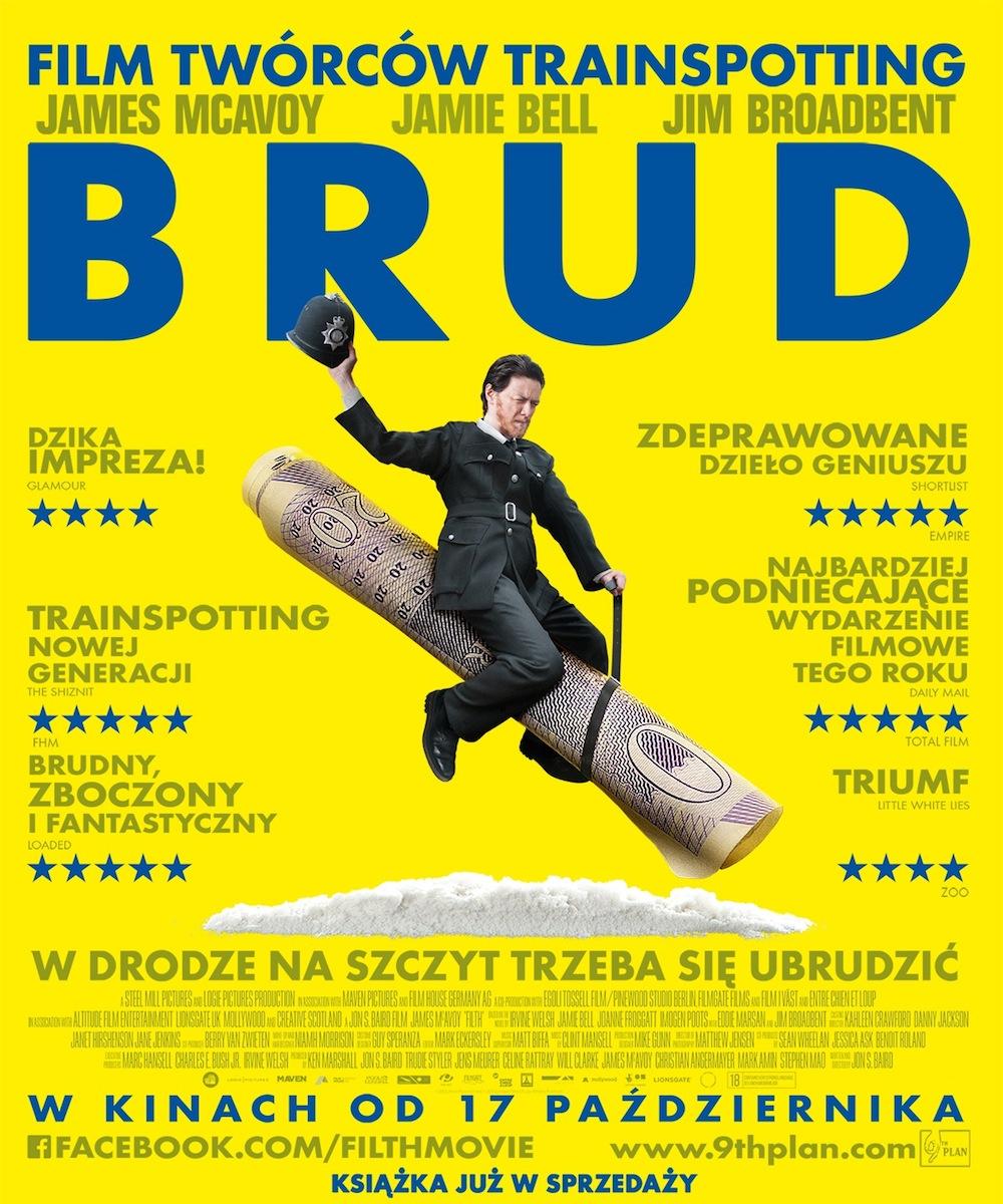 """""""Brud"""" w kinach od 17 października"""