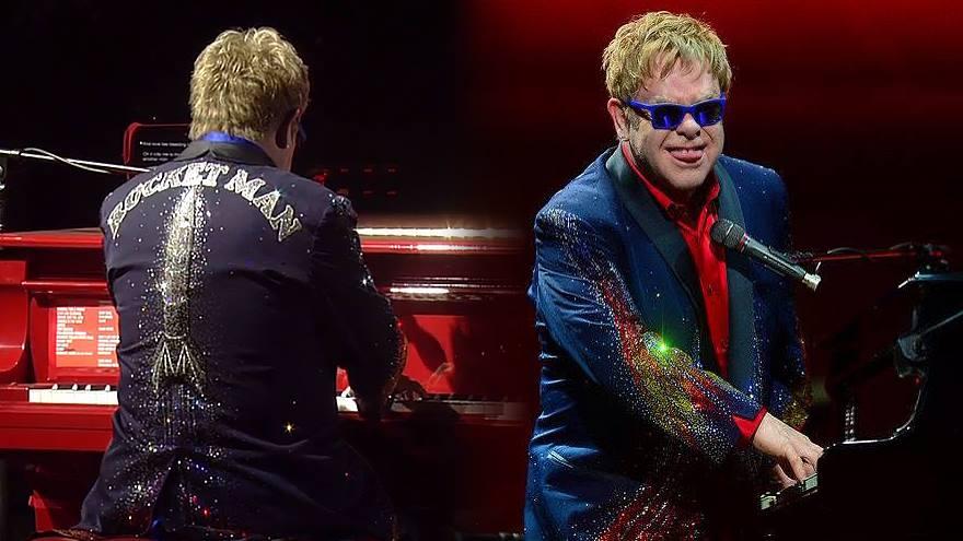 Elton John o życiu, pomaganiu i stracie