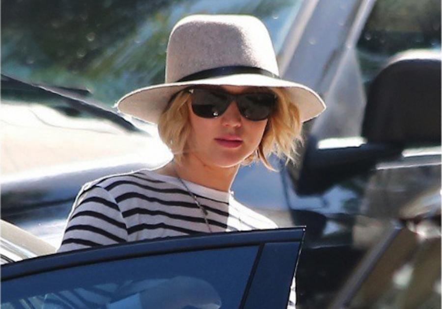 Jennifer Lawrence znów do wzięcia