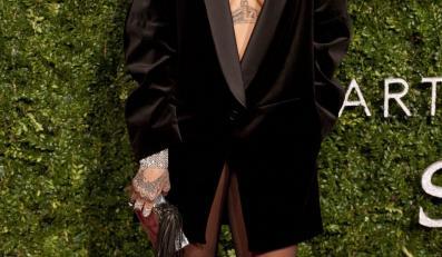 Rihanna na British Fashion Awards 2014