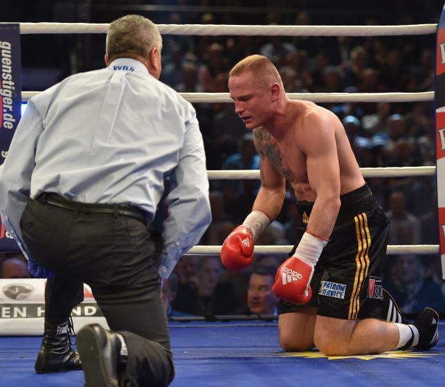 Paweł Głażewski vs. Juergen Braehmer