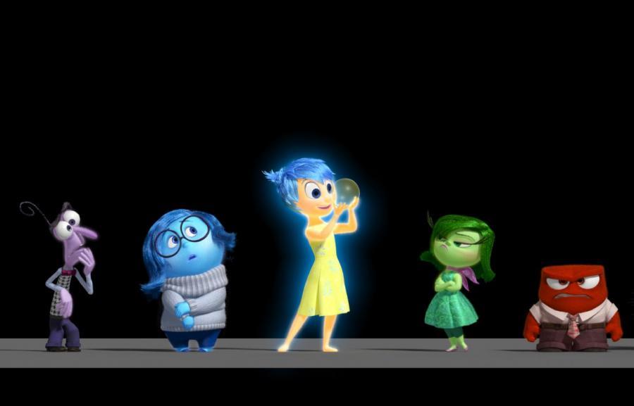 Zobacz, co się dzieje w głowach nowych bohaterów Pixara