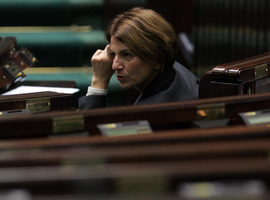 Julia Pitera przedstawiła premierowi raport dotyczący CBA