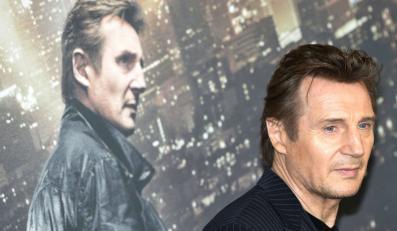 """Liam Neeson promował """"Uprowadzoną"""" w Berlinie"""