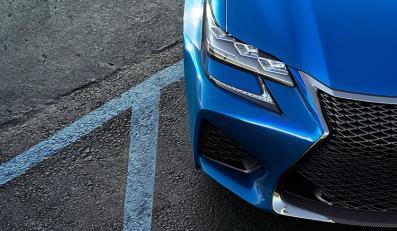 Nowy Lexus z linii F w Detroit