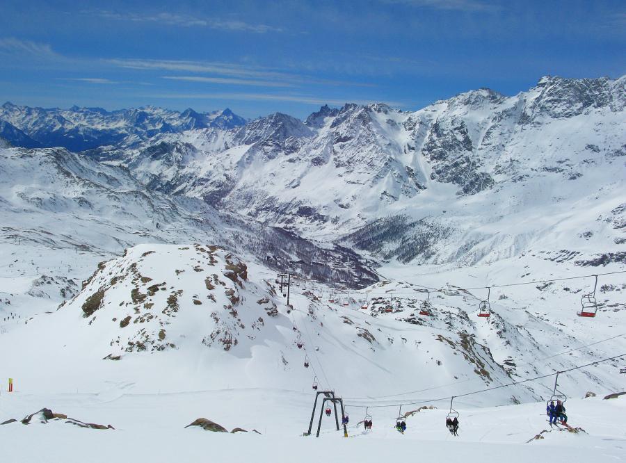Sprawdź jak wyglądają majestatyczne włoskie góry
