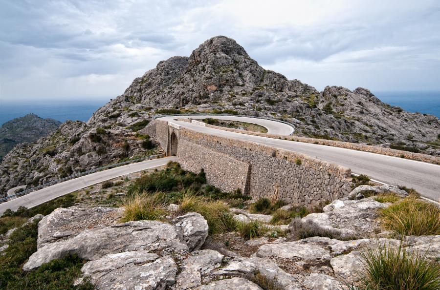 Sa Calobra, Majorka, Hiszpania