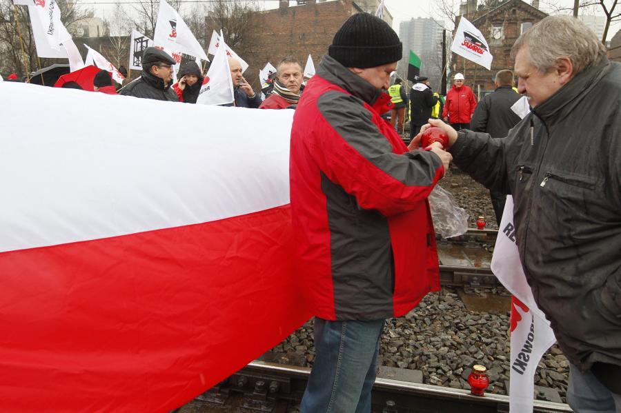 Protest góników