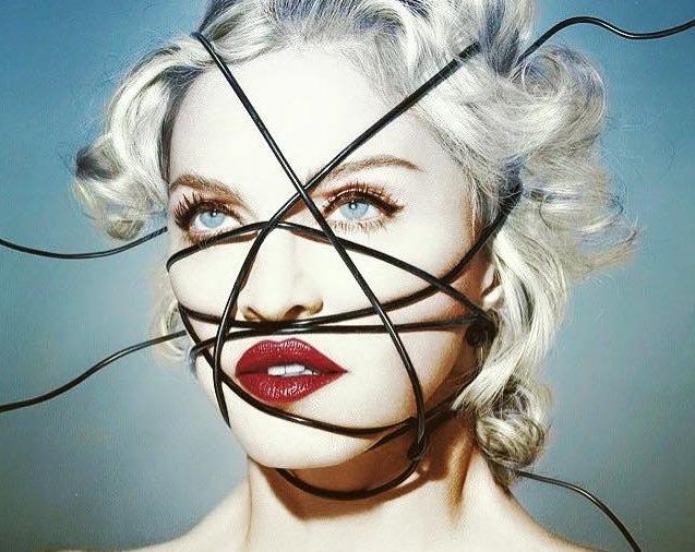 Madonna jak z okładki \