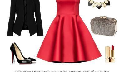 Sukienki na karnawał 2015. STYLIZACJE