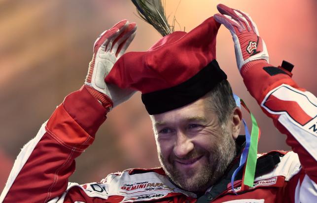 Kraków powitał swojego bohatera. Rafał Sonik wrócił do domu