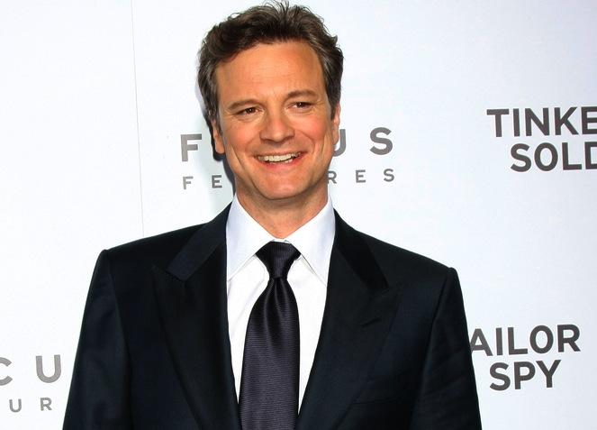 Colin Firth żeglarzem na ekranie