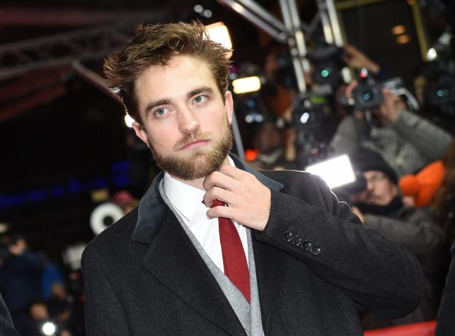 Robert Pattinson na festiwalu w Berlinie