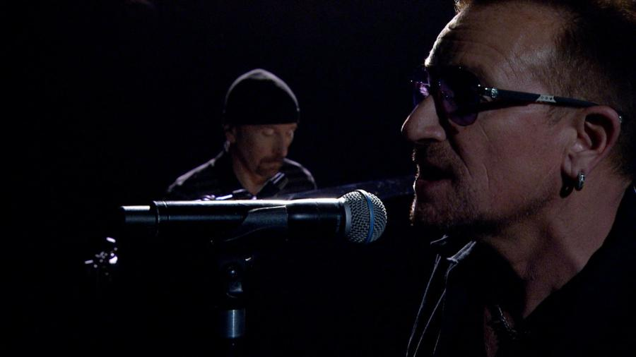 U2 w klipie do \