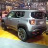 Jeep renegade hard steel