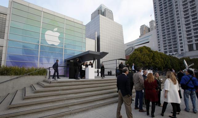 Apple Watch i kolejna odsłona  MacBooka Pro. Zobacz ZDJĘCIA nowych gadżetów