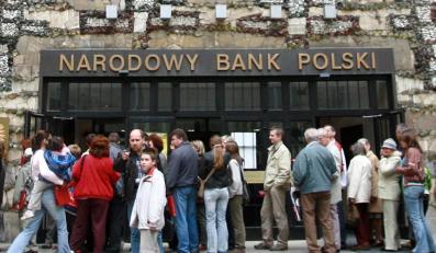 SLD kładzie rękę na Narodowym Banku Polskim