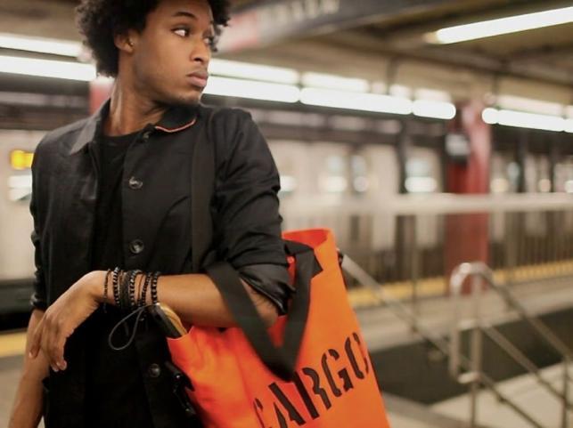 Kampania kolekcji toreb Cargo By Owee