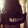 Christina Aguilera brunetką w Nashville