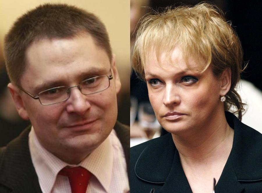 Tomasz Terlikowski, Adrianna Biedrzyńska