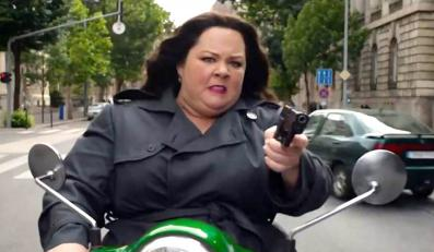 Melissa McCarthy jako kobieta-szpieg