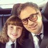 Mark Ruffalo z córką Bellą
