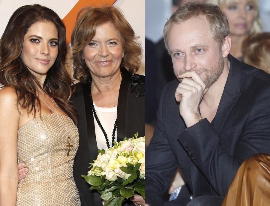 Weronika i Teresa Rosati, Piotr Adamczyk
