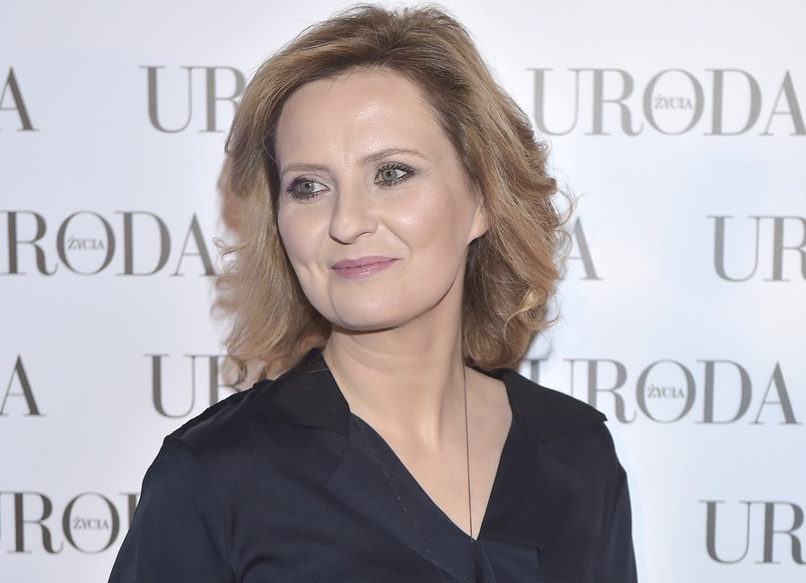Izabela Kuna sportretuje Bronisławę Skłodowską