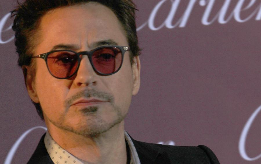 Dumny tata Robert Downey Jr.