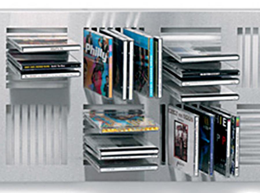 Metalowa półka nie tylko dla metalowców