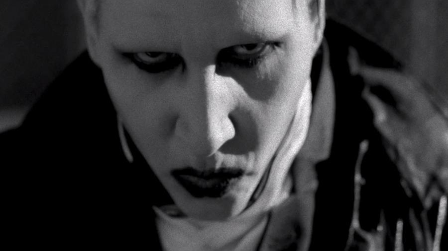 Marilyn Manson w 2016 roku