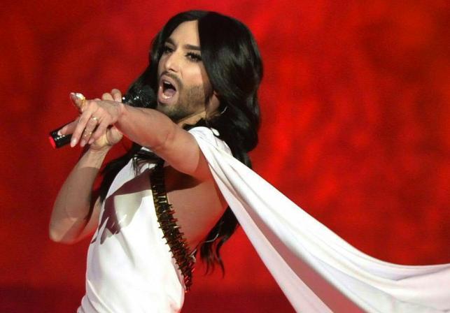 Eurowizja zrobiła z nich gwiazdy: Conchita Wurst