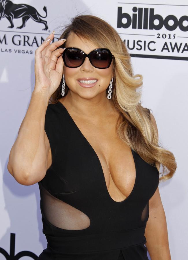 Mariah Carey na gali Billboard Music Awards 2015