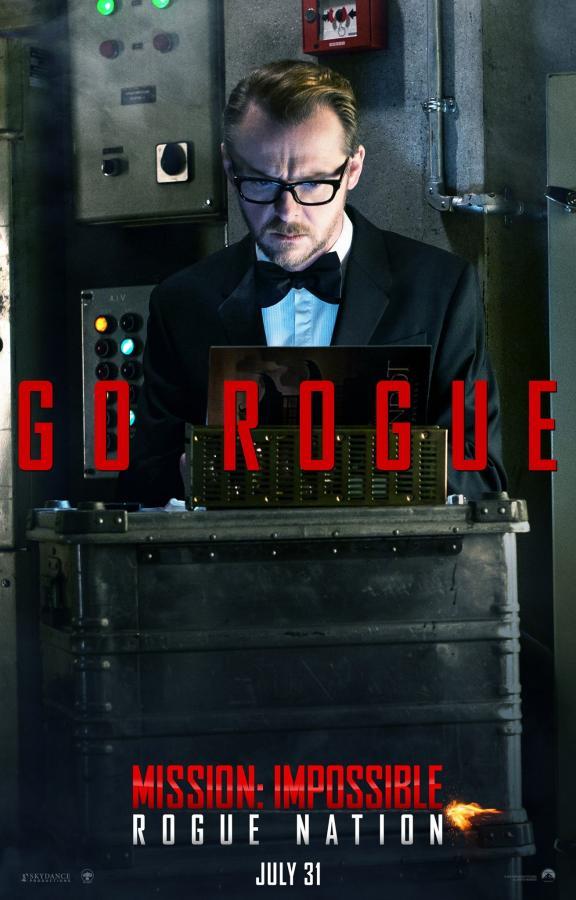 """Mission: Impossible – Rogue Nation"" w polskich kinach od 7 sierpnia 2015 roku"