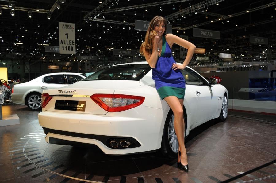 Maserati GranTurismo Sport - zdjęcie poglądowe