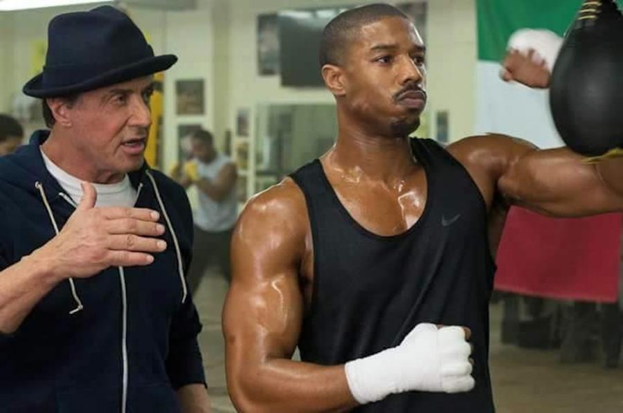 Sylvester Stallone zrobi gwiazdę z Michaela B. Jordana