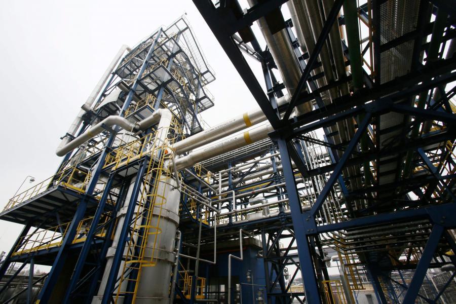 ArcelorMittal Poland S.A. (dawna Huta im T. Sendzimira) w Krakowie