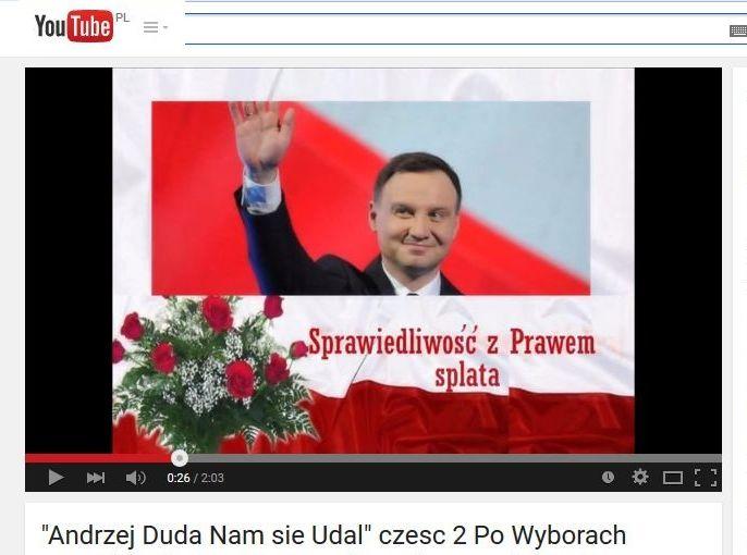 Andrzej Duda nam się udał