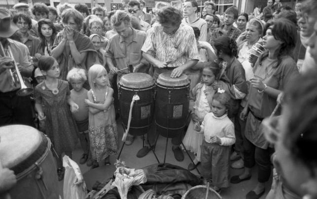 Jarocin na archiwalnych zdjęciach: Rok 1988