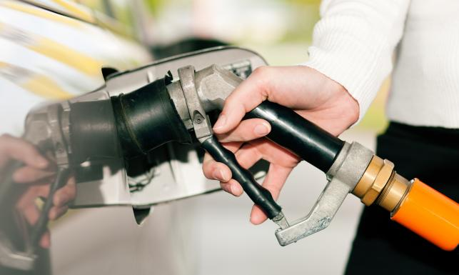 Tankowanie gazem LPG